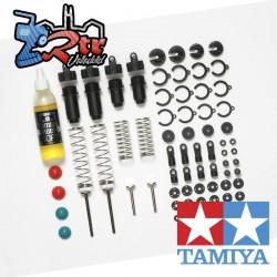 Juego de amortiguadores Tamiya DT-03 CVA 54567