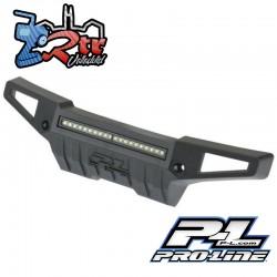 """Parachoques delantero PRO-Armor con barra de luces LED de 4 """" para X-MAXX PR6342-01"""