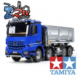 Tamiya Mercedes-Benz Arocs 4151 8x4 Camión volquete 1/14 kit