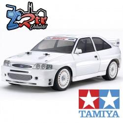Tamiya 1998 Ford Escort Personalizado TT-02 1/10 4Wd