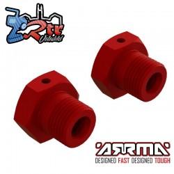 Hexagonos de rueda 17mm Arrma ARA310988