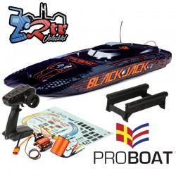 "Proboat Blackjack 42"" Catamaran 8S Brushless RTR"