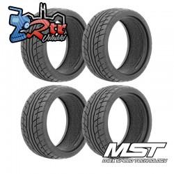 Neumático de carretera MST AD Realistic (4 Piezas) 1/10 MST101038