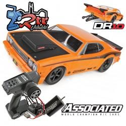 Drag Race Car DR10 Team Asociated 2WD 1/10 RTR