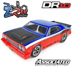 Drag Race Car DR10 Team Asociated 2WD 1/10 Kit