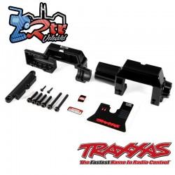 Carcasas (delantera y trasera), cabrestante, Pegatinas TRX-4® Traxxas TRA8858