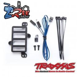Kit de instalación, sistema de control de iluminación avanzado Pro Scale® Ford Bronco Traxxas TRA8032