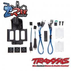 Kit de instalación, sistema de control de iluminación avanzado Pro Scale® TRX-4 Sport Traxxas TRA8083