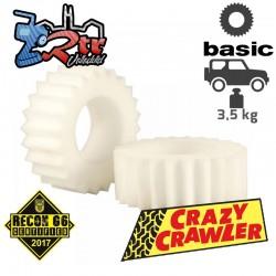 LaserFoam 1.9 R112x35 Basic Crazy Crawler CYC022
