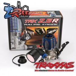 TRX® 2.5R eje IPS del motor con arrancador de retroceso Completo Ensamblado Nitro TRA5207R
