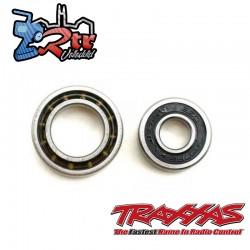 Rodamientos de bolas 7x17x5mm/12x21x5mm Traxxas TRA5223
