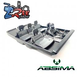 Cockpit interiores para Sherpa 1:10 Absima 1230719