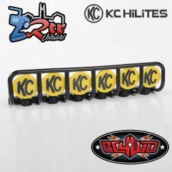 RC4WD KC HiLiTES KC Juego de Barra para luces