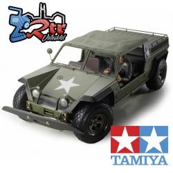 Vehículo de apoyo de combate Tamiya XR3111/10 2Wd