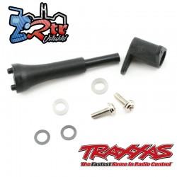 Deslice el poste de la manivela del varillaje del carburador / buje de plástico 5x8x2.5 Traxxas TRA5167