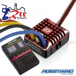 Hobbywing QuicRun WP Crawler Escobillas 80A ESC 2-3S