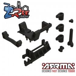Conjunto de piezas compuestas del módulo de freno de mano Arrma ARA311021