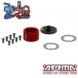 Caja de diferencial de metal 29 mm Arrma ARA311061