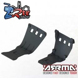 Placas de deslizamiento Arrma ARA320540