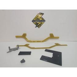 Kit LCG DirtyCrawler Traxxas TRX-4 Edicion Amarilla