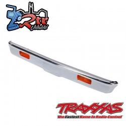 Parachoques delantero cromado soporte de parachoques Traxxas TRA9126