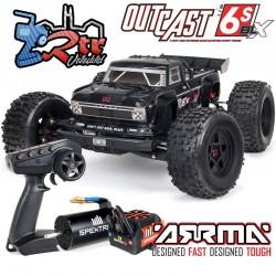 Arrma Outcast 6S EXB 1/8 Truck Electrico 4x4 Extreme Bash Speed