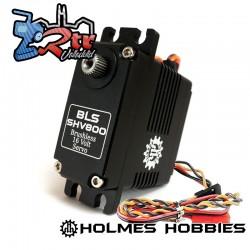 Holmes Hobbies Servo Brushless BLS SHV800 93Kg 0.10Seg 15Volt