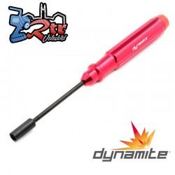 Destornillador de tuercas mecanizado, 1/4 Dynamite DYNT2002