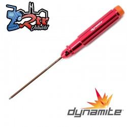 "Destornillador hexagonal mecanizado, 5/64"" Dynamite DYNT2023"