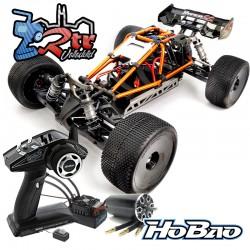 Hobao Hyper Cage Buggy Electrico 1/8 Kit Carrocería 150Amp 6s RTR