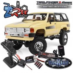 RC4WD Trail Finder 2 RTR 4WD 1/ 10 Toyota 4Runner Edición Limitada