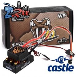 Castle Copperhead 10 Waterproft Sensores 16.8V ESC