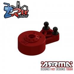 Montaje directo Servo Saver 25T Spline Arrma ARA340152