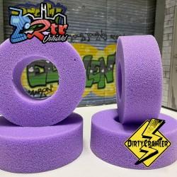 Espumas Dirty Crawler Lisas 110x35 Suaves 4 Unidades