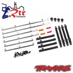Platinas Laterales  TRA8076 Opcional Traxxas TRX-4 Bronco