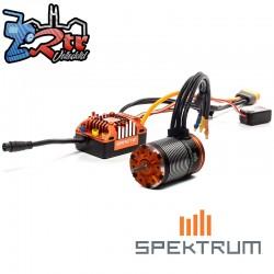 Firma Spektrum Brushless Smart Crawler Combo 2100KV 60Amp