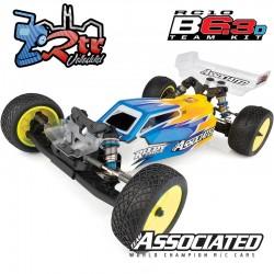 Buggy RC10B6.3D Eléctrico Team Asociated 2WD 1/10 Kit