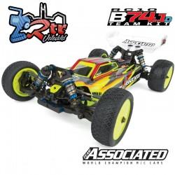 Buggy RC10B74.1D Eléctrico Team Asociated 4WD 1/10 Kit