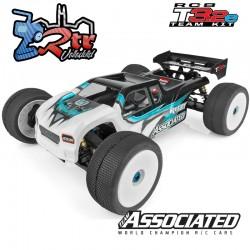 Truggy RC8T3.2e Eléctrico Team Asociated 4WD 1/10 Kit