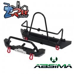 Parachoques de metal con soporte de rueda de repuesto 2320121