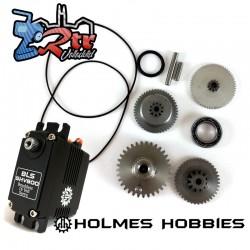 Conjunto de engranajes de servo SHV800 Holmes Hobbies