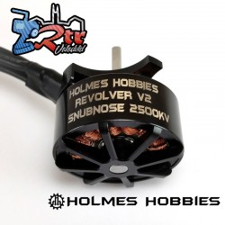 Motor Holmes Hobbies Brushless Revolver V2 Snubnose 2500Kv 10P