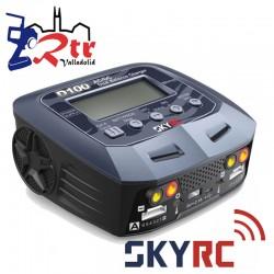 Cargador SkyRC D100 v2 AC/DC Dual Batería