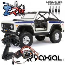 Axial Crawler SCX10 III Early Ford Bronco 1/10 RTR Blanco