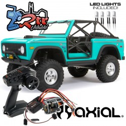 Axial Crawler SCX10 III Early Ford Bronco 1/10 RTR Verde