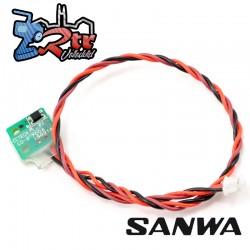 Sanwa Sensor de RPM STS-11R (para receptores RX-461 & RX-462)