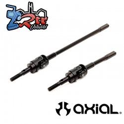 Conjunto de eje universal AR45 2 Unidades SCX10 III Axial AXI232061