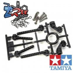 Soporte de carrocería Tamiya D-parts TA01/TA02/FF-01 50482