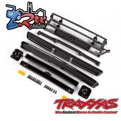Accesorios de carrocería Chevrolet C10 negro Traxxas TRA9415