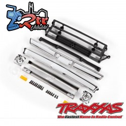 Accesorios de carrocería Chevrolet C10 cromo Traxxas TRA9415R